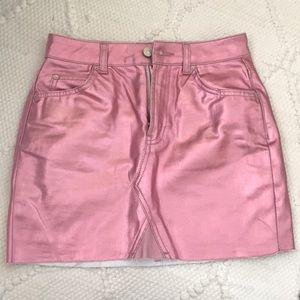 Topshop High Waisted Skirt